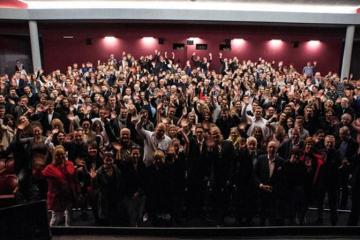 Inauguracja roku Warszawska Szkoła Filmowa