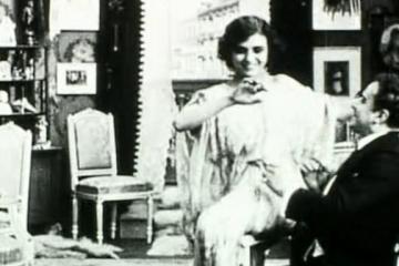 Bestia z 1917 r z Polą Negri