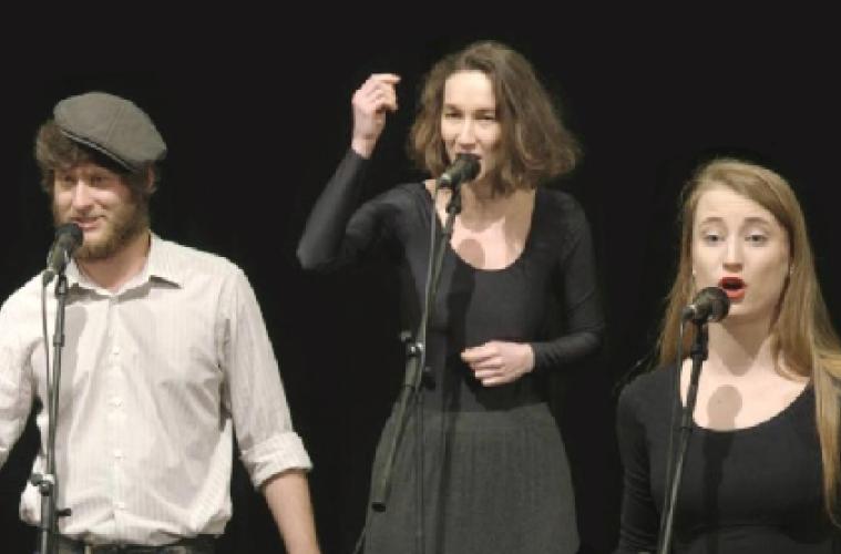 Recital piosenki aktorskiej 25 lutego 2016