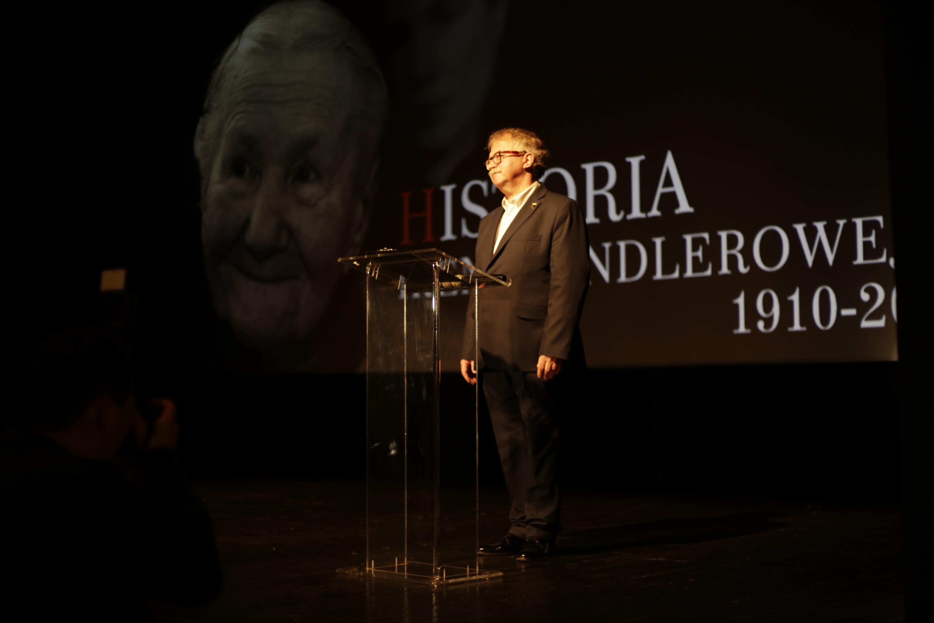 Premiera Historii Ireny Sendler